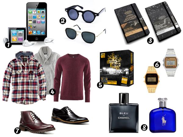 What are the best online gifts for boyfriend giftcart blog for Top gifts for boyfriends